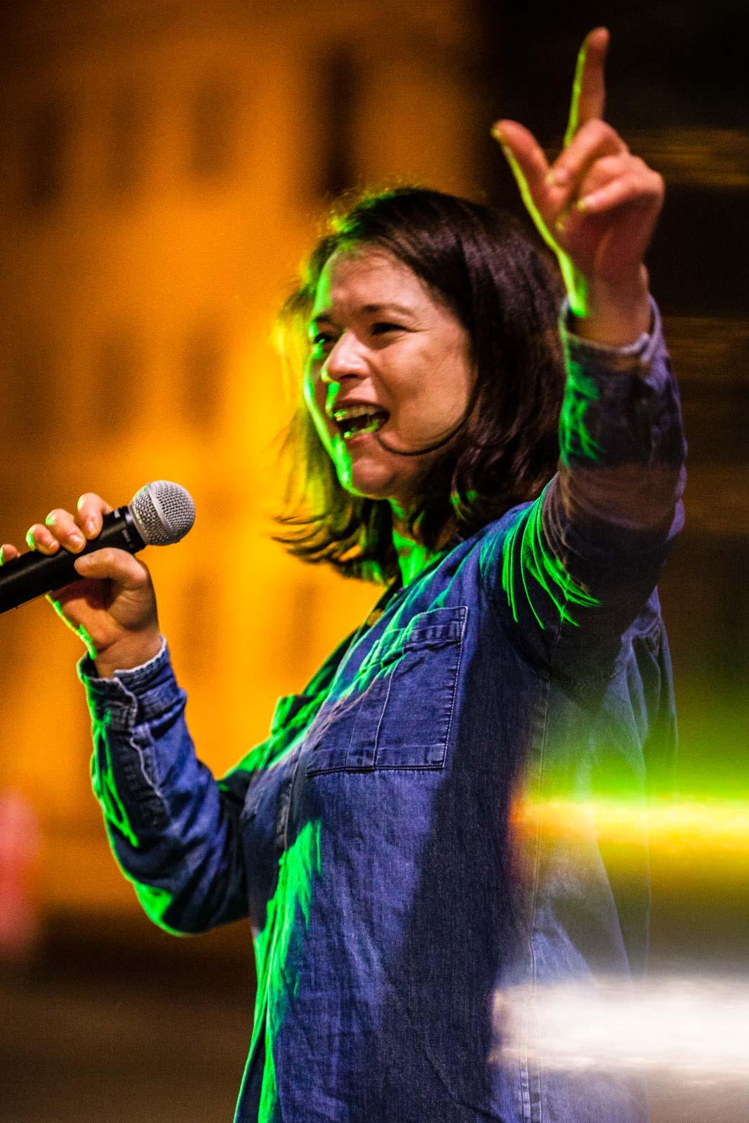 Sylvia Oswald