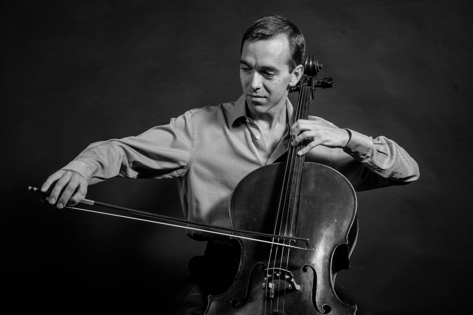 Domenico Ermirio - Cellist