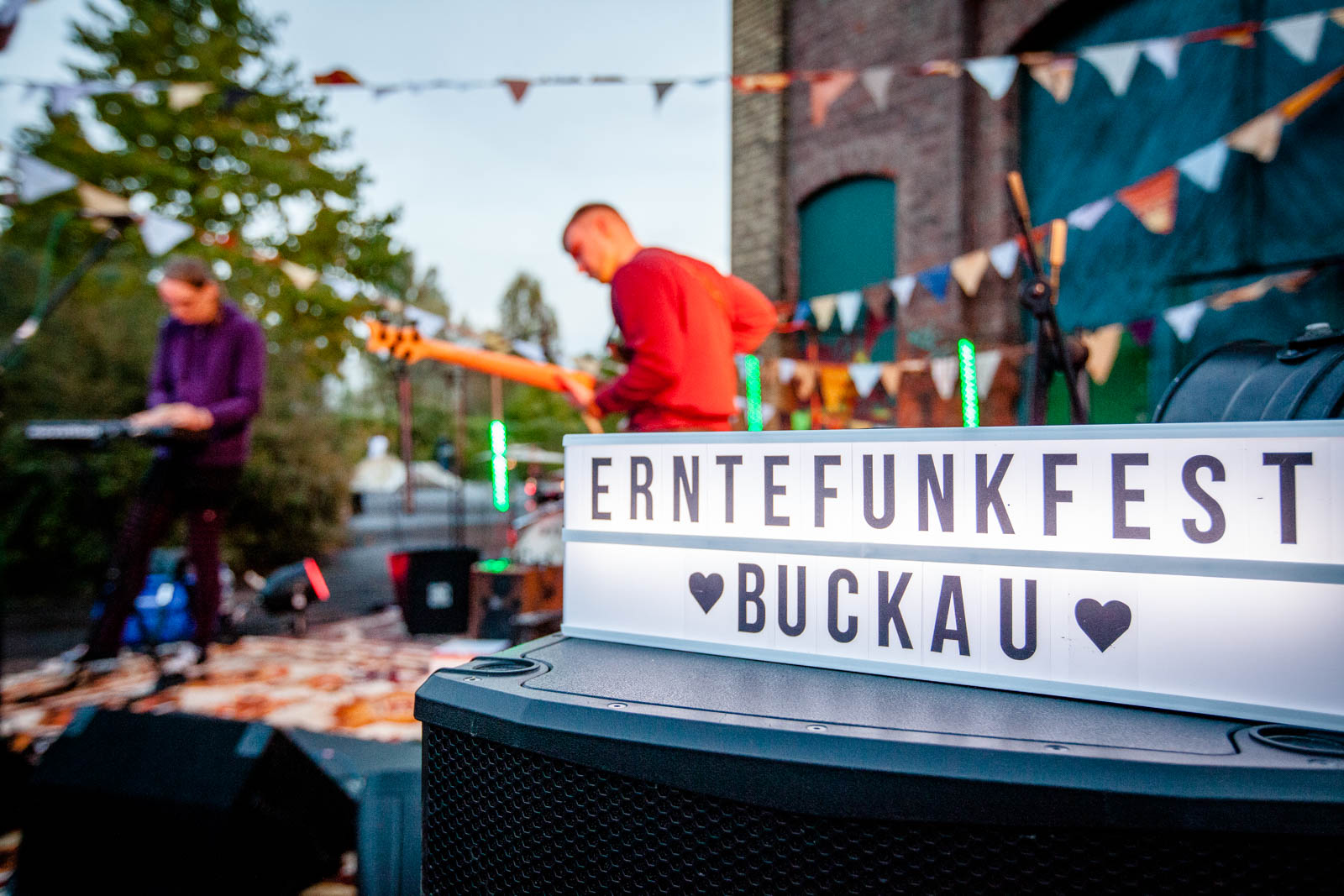 ErnteFunkFest - HOT - Magdeburg Buckau