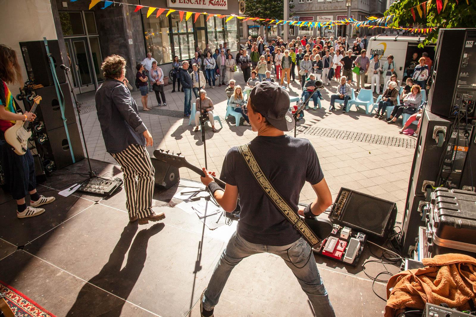 Kings Cross - Fête de la Musique – Magdeburg 2018