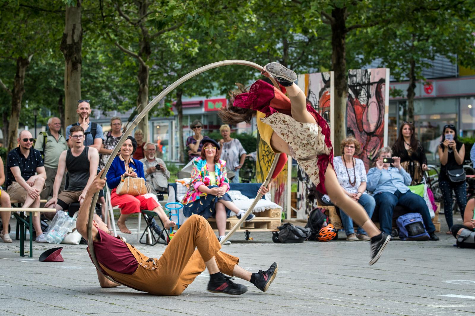 1. Magdeburger MuCiTaThé - Musik- und Cirkustanztheaterfest
